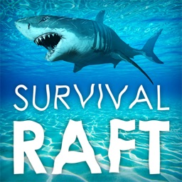 Survival on Raft in the Ocean