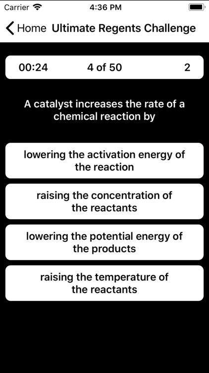 Chem Regents Buddy