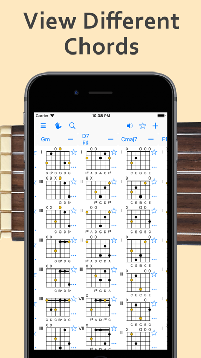 ChordAid: Chord Reference screenshot one