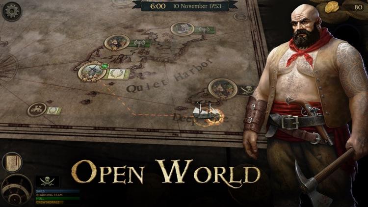 Tempest: Pirate Action RPG screenshot-3