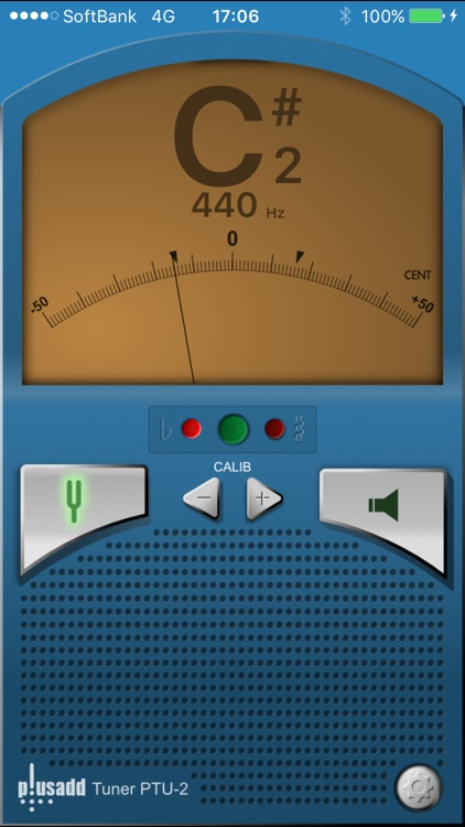 Tuner Lite by Piascore screenshot-2