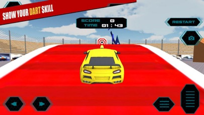 Target Car Speed Jump 3D screenshot 1