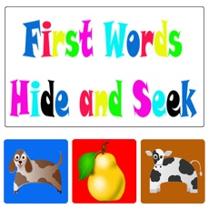 Activities of First Words Hide and Seek