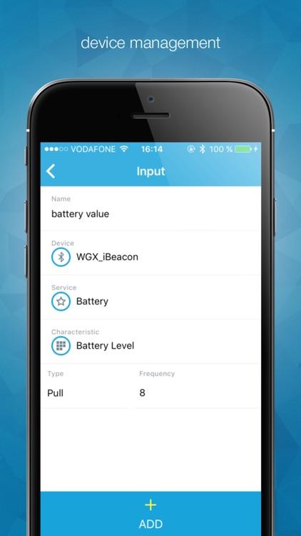Mobius mobile IoT gateway