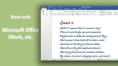 Screenshot #4 for Fontise - Font maker & emoji
