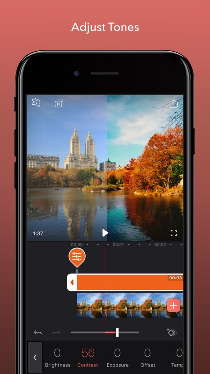 Enlight Videoleap Video Editor screenshot-4