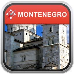 Offline Map Montenegro: City Navigator Maps