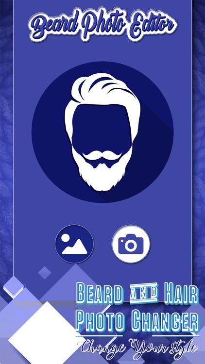 Beard &  Mustache Photo Editor screenshot-0