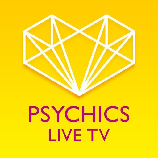 Psychics Live Horoscopes Tarot application logo