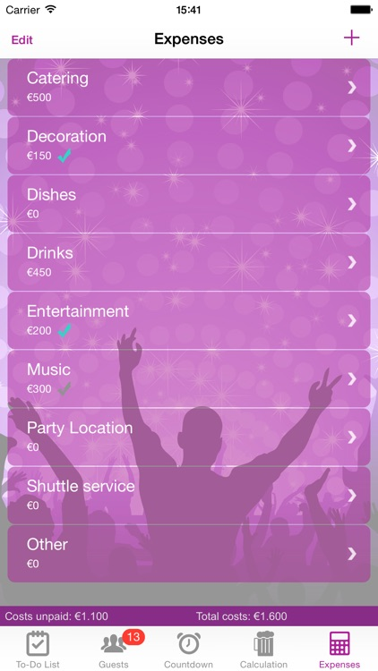 Party & Event Planner Pro screenshot-4
