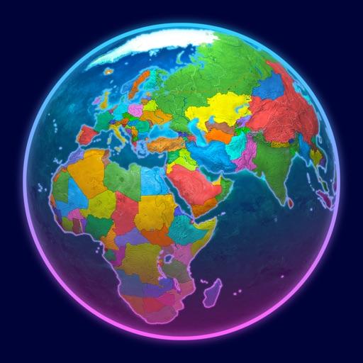 World Atlas By 3Planesoft