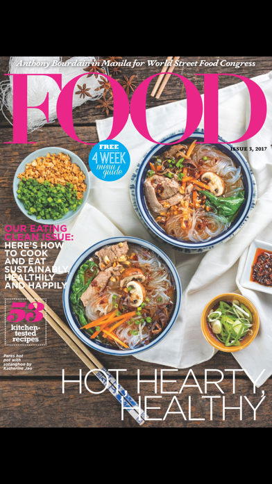 FOOD (Magazine) screenshot 3