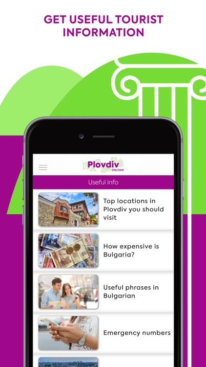 Plovdiv City Card screenshot-6