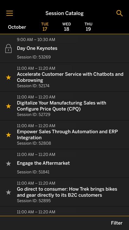 SAP Hybris LIVE: Global Summit screenshot-3