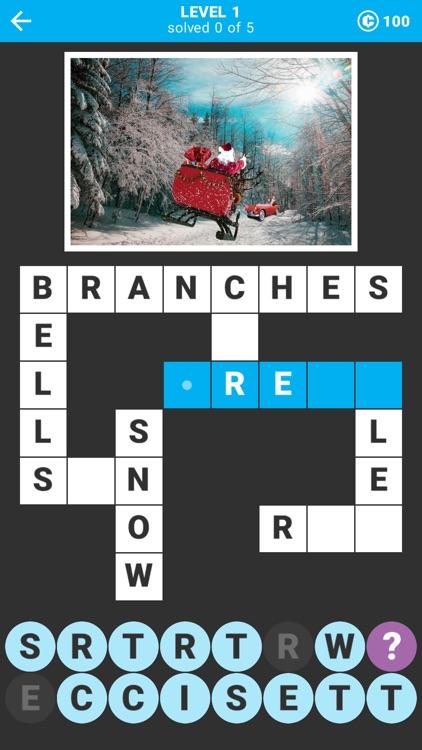 Mom's Crossword with Pics 2