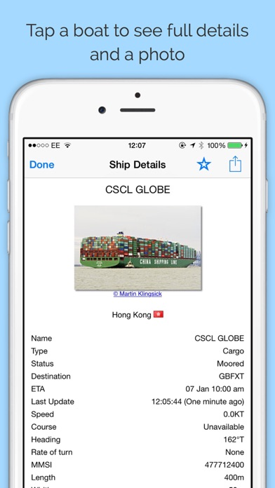 Boat Watch - Ship spotting App Download - Android APK