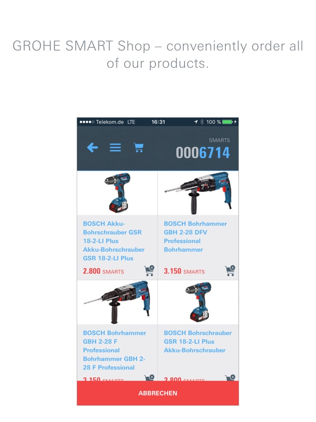GROHE SMART App on the App Store