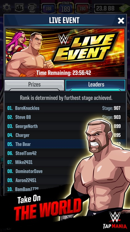 WWE Tap Mania screenshot-4