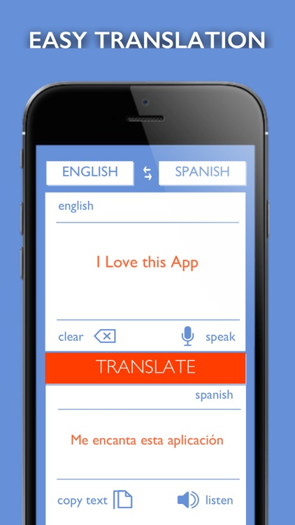 Translate - Text & Voice screenshot-0