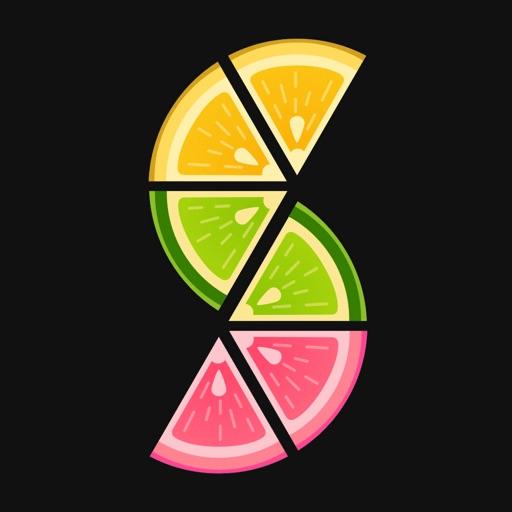 Slices application logo