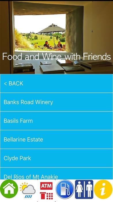 WineMapz.Co Geelong Vic screenshot two