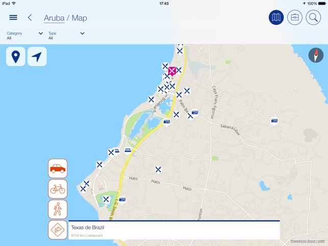 Visit Aruba Guide on the App Store