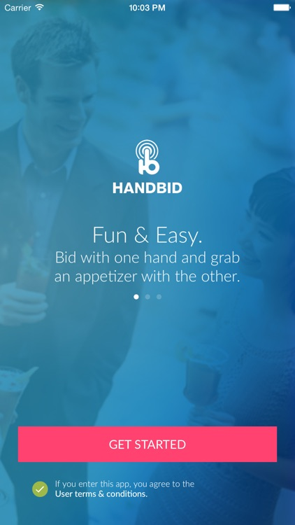 Handbid screenshot-0