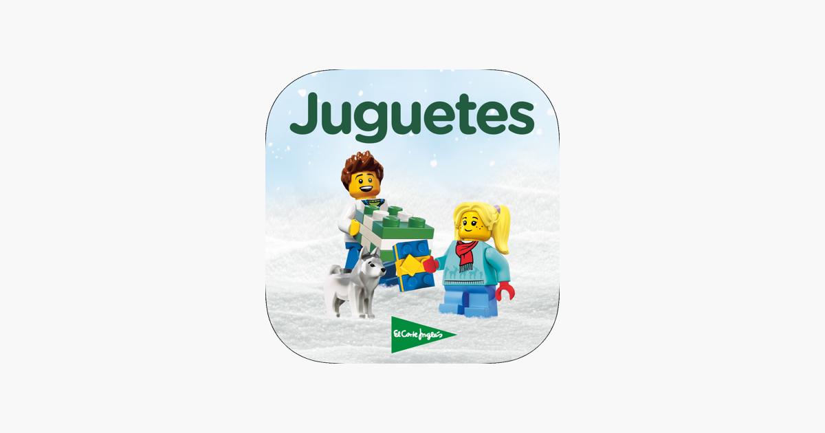 Im Juguetes App Store El Inglés Corte kZOuwPXiT