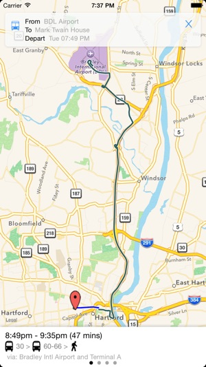 Transit Tracker Connecticut on the App Store
