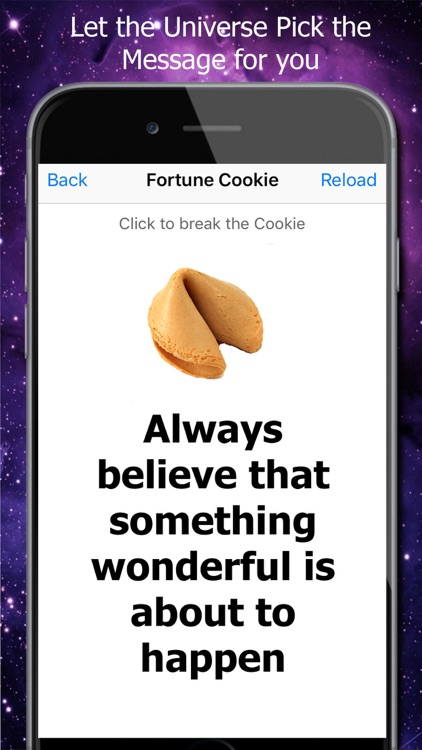 Fortune Cookie - Motivation & Inspirational Quotes