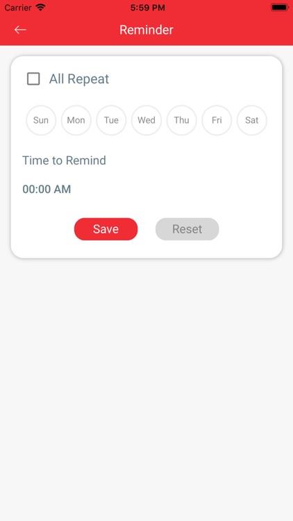 Mood Tracker - Diary, Journal screenshot-6