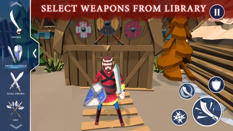 Warrior of Medieval Kingdom screenshot-4
