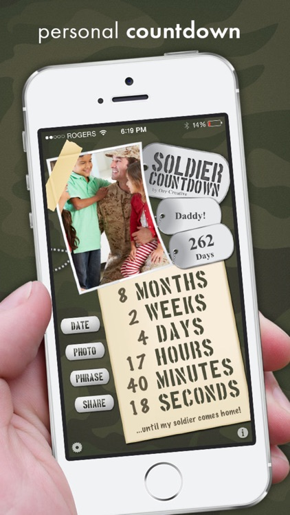Soldier Countdown screenshot-0