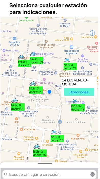 Bicicletas CDMXCaptura de pantalla de2