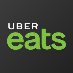 Ícone do app Uber Eats: entrega de comida