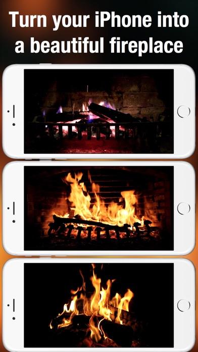 Screenshot #6 for Fireplace Live HD