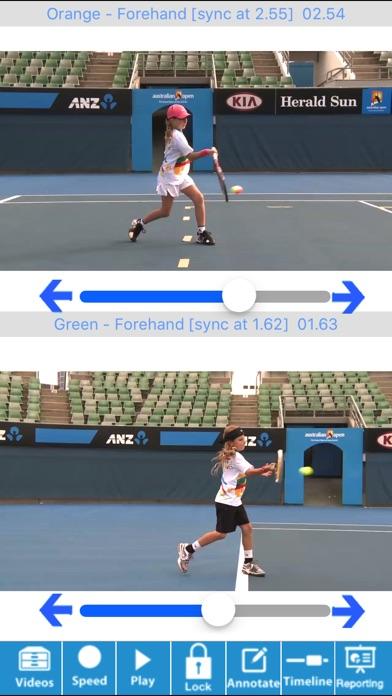Tennis Australia Technique Screenshot 4