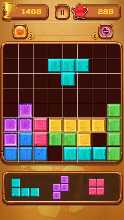 Block Puzzle Wooden screenshot-3