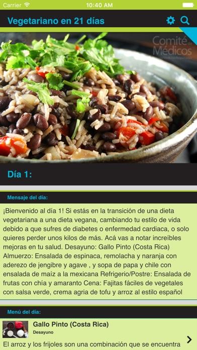 download Vegetariano en 21 días apps 2