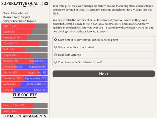 The Superlatives: Aetherfall screenshot 7