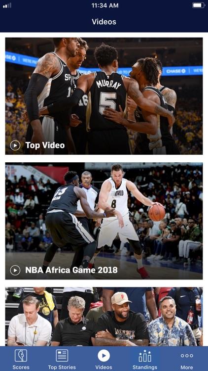 NBA screenshot-5