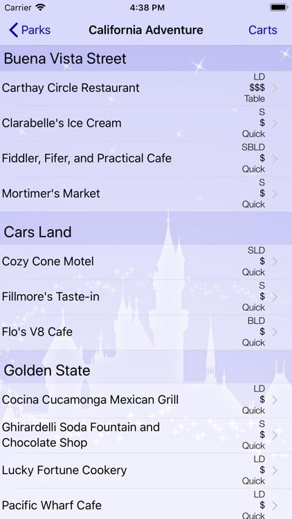 Magic Guide for Disneyland screenshot-4