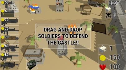 Castle Combat Defense Pro Screenshot 1