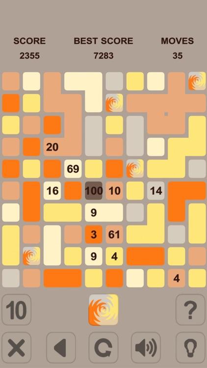Blocks Numbers Puzzle screenshot-4