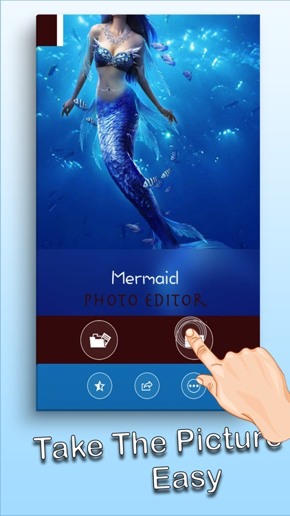 Mermaid Photo Editor Face app