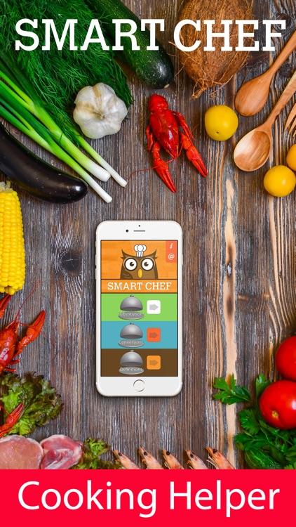 Smart Chef - Cooking Helper screenshot-0