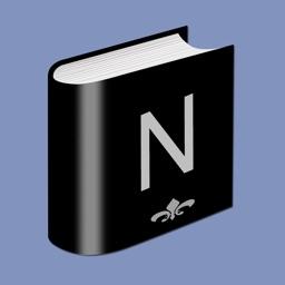 Novel e-books reader