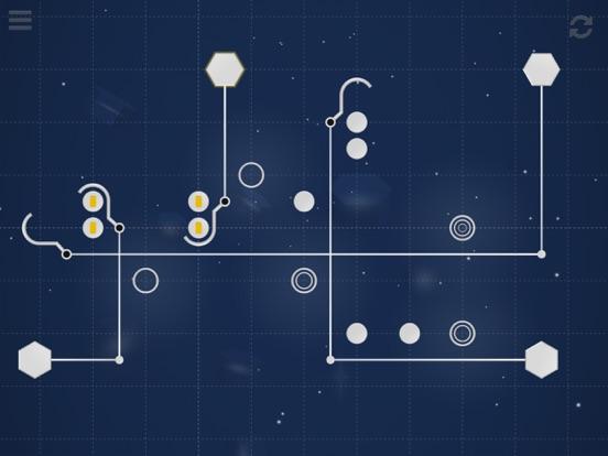 SiNKR: A minimalist puzzle Screenshots