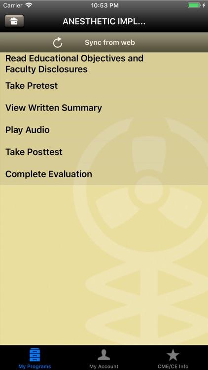 Audio Digest