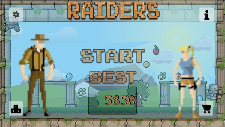 Raiders screenshot-0
